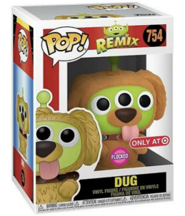 Funko POP! Alien Remix n°754 Dug (Flocked Target Exclusive)