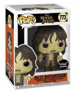 Funko POP! Hocus Pocus n°773 Billy Butcherson (Spirit Exclusive) BOITE ABIMEE
