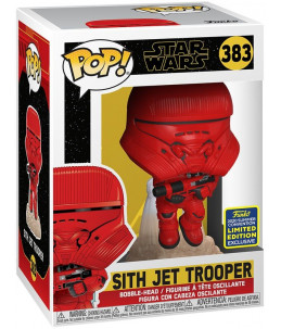 Funko POP! Star Wars n°383 Sith Jet Trooper (2020 Summer Convention)
