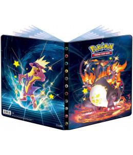 "ULTRA PRO Pokémon Portfolio ""EB04.5 Destinées Radieuses"" A4"