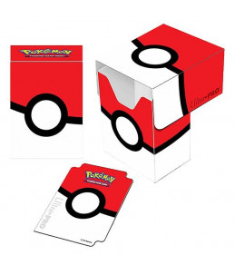 "ULTRA PRO Pokémon 1x Deck Box ""Poké Ball"""