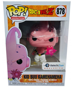 Funko POP! Dragon Ball n°878 Kid Buu Kamehameha (Galactic Toys Exclusive)