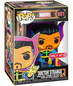Funko POP! Marvel Black Light n°651 Doctor Strange (Target Exclusive)