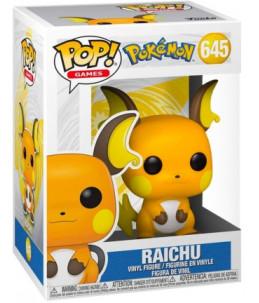 Funko POP! Pokémon n°645 Raichu