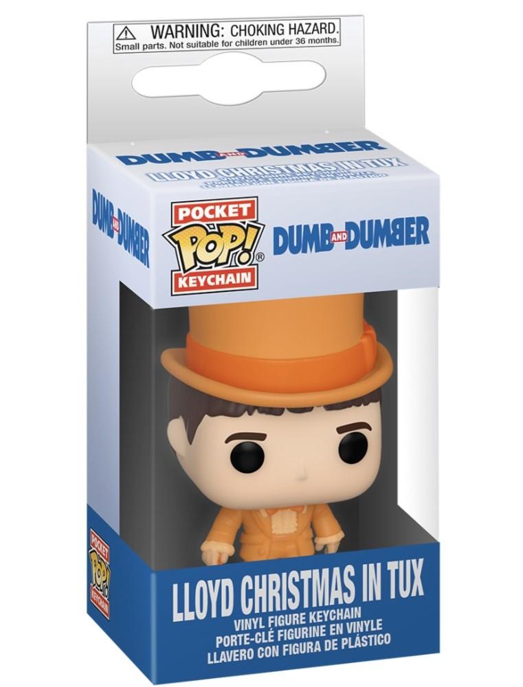 Funko Pocket POP! Keychain Dumb and Dumber - Lloyd Christmas In Tux